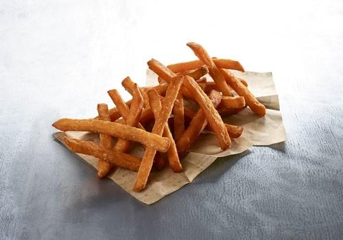 Sweet Potato (Süss Kartoffel Pommes)