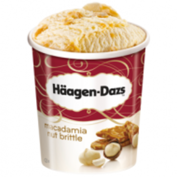 HD Macadamia Nut Brittle Cup