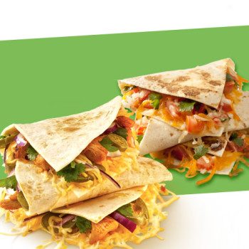 Amigo Deal: 2 Quesadillas