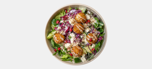 New Falafel Salad
