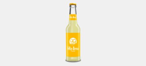 Fritz-Limo Zitronenlimonade, 0.33L