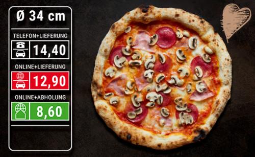 Pizza Speciale Ø 34cm