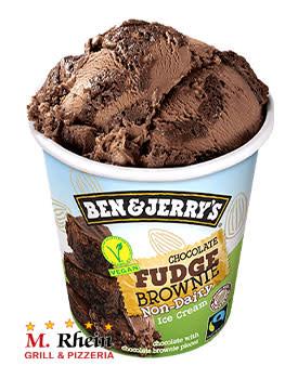 Chocolate Fudge Brownie (vegan)