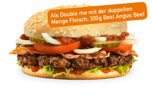 Best Angus BBQ Double me