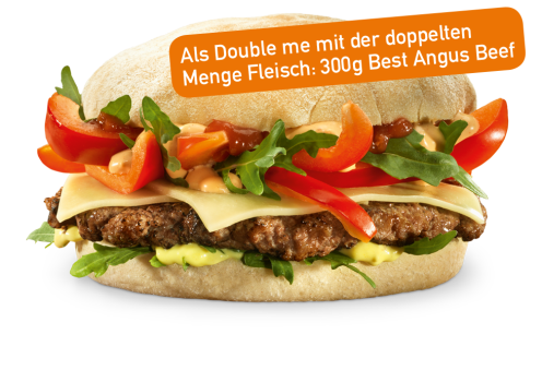 Best Angus Deluxe Double me