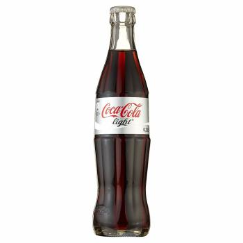 Coca-Cola Light 0,33 ltr .