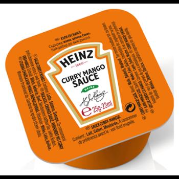 Curry Mango Sauce Dip Einzelportionen 25g
