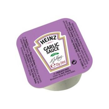 Garlic Sauce Dip Einzelportionen 25g