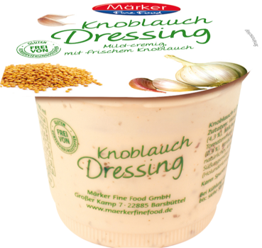Salatdressing Knoblauch 100ml