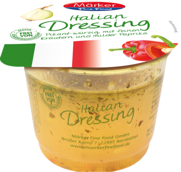 Salatdressing Italien 100ml