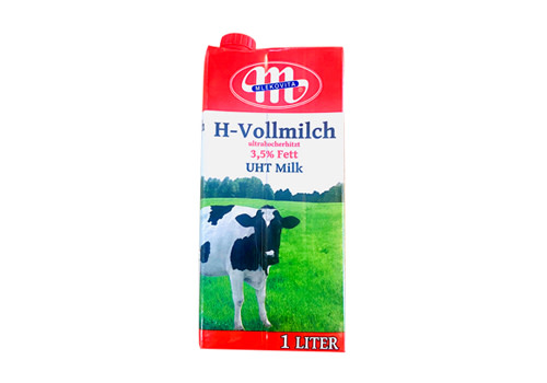 H-Vollmilch 3,5%, 1l