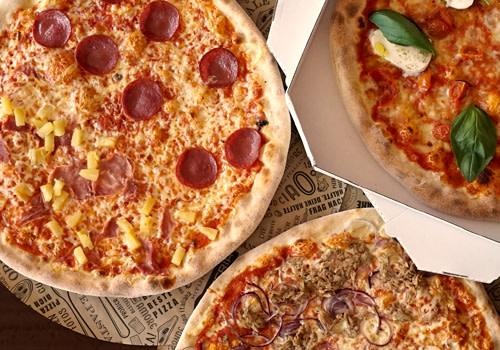 Pizza Variazione