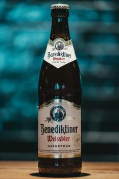 Benediktiner Weissbier 0,5l