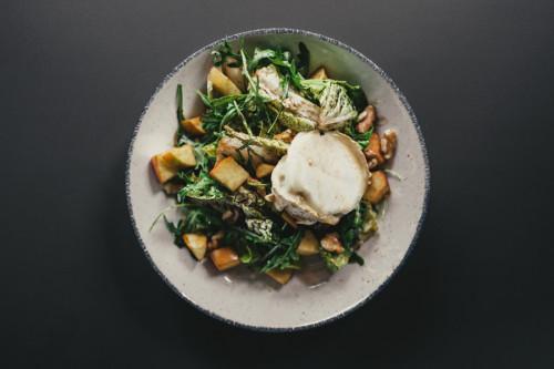 G.O.A.T. Salad