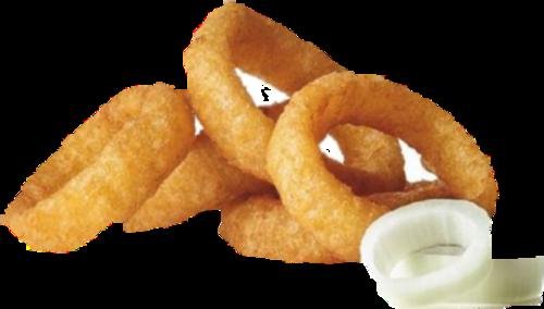 Onion Rings, 8 Stück