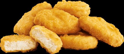 Chicken Nuggets 8 Stück