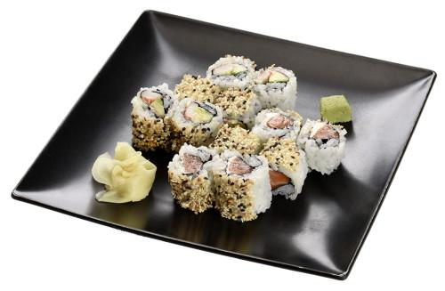 Sushi Box Uramaki