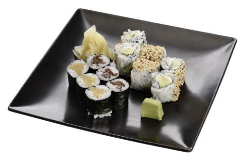 Sushi-Box Vegetarisch