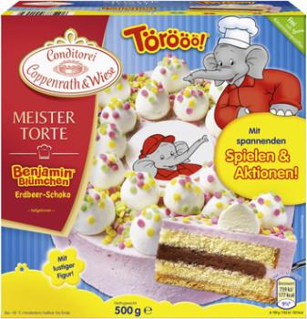 Benjamin Blümchen Torte (500g) Coppenrath & Wiese