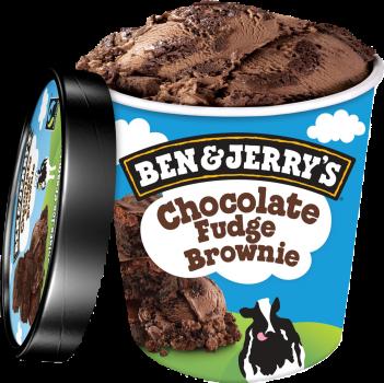 Ben & Jerry's Chocolate Fudge Brownie [500]