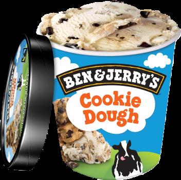 Ben & Jerry's Cookie Dough [100]