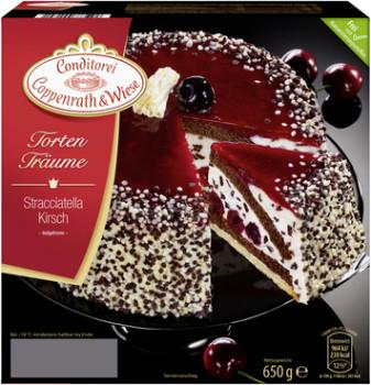 Stracciatella-Kirsch-Torte (650g) Coppenrath & Wiese