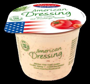 Salatdressing American 100ml