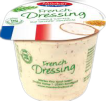 Salatdressing French 100ml