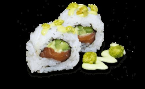 Sake Wasabi Roll