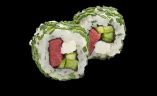 Tekka Chizu Roll
