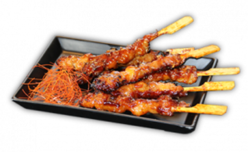Chicken Teriyaki Sticks (6 Stück)