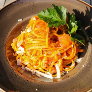 Pasta Landbrenner (Vegetarisch)