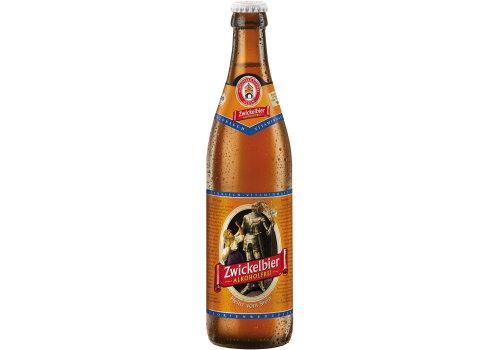 Steiner Bio-Zwickelbier, alkoholfrei 0,5 l