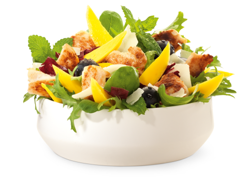 Chicken Filet Salat