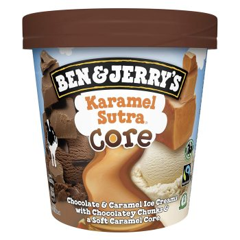 Ben & Jerry´s Karamel Sutra 500 ml