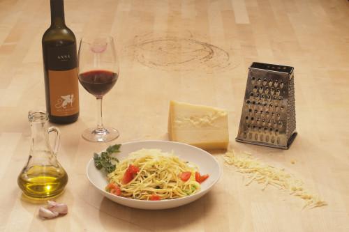Spaghetti Aglio è Olio