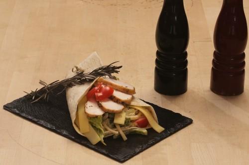 FreiZeit Chicken Wrap