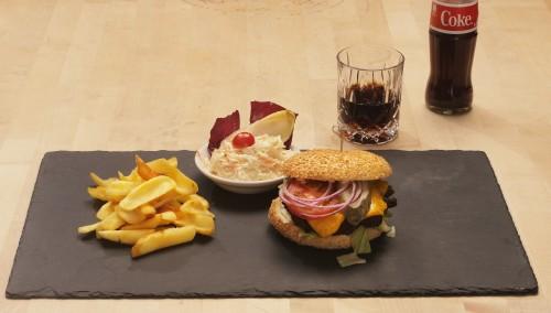 Schmankerl XL Burger Cheese