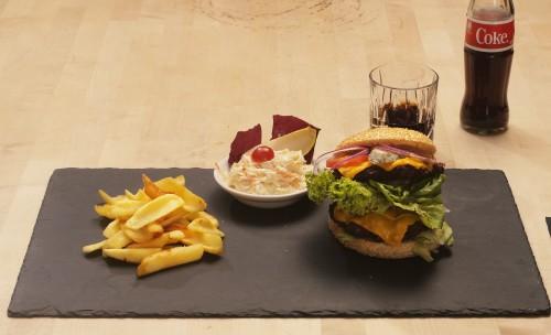 Schmankerl XL Burger Cheese Doppel