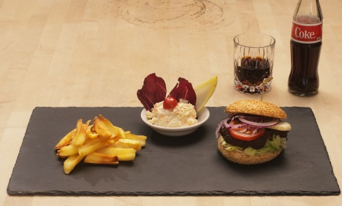 Schmankerl XL Burger Klassik