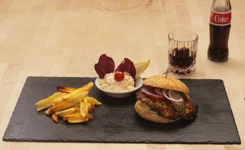 Schmankerl XL Burger Vegetarisch
