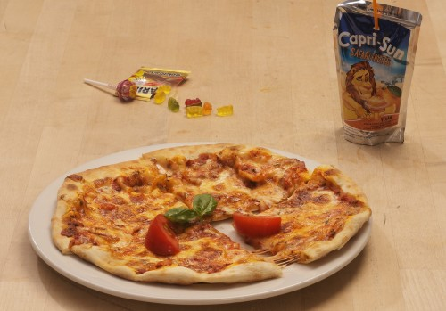 Pizza Margherita (20 cm)