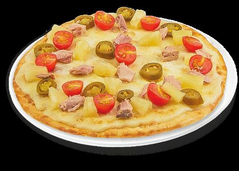Single Pizza Beach Time