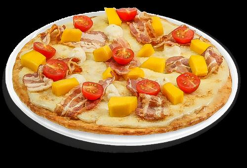 Single Pizza Summer Feeling