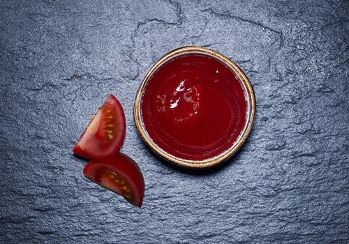 Flaschen Tomate