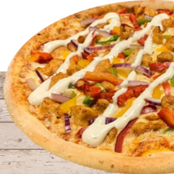Pizza Hot Aloha Giant