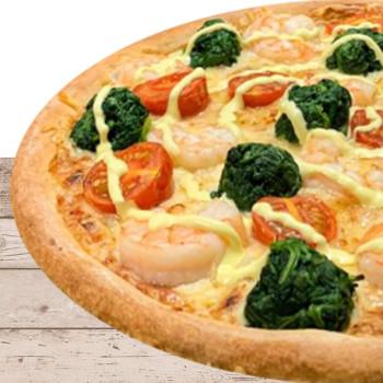 Pizza Black Tiger Maxi