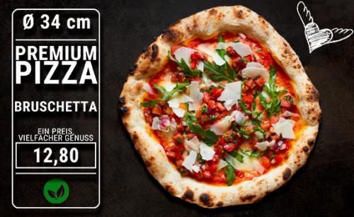 Pizza Bruschetta Ø 34cm