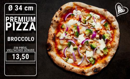 Pizza Broccolo Ø 34cm
