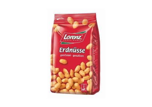 Erdnüsse Geröstet - Geslazen 200g